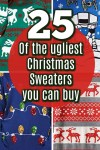 25 Of The Ugliest Christmas Sweaters You Can Buy