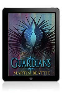 Guardians by Martin Beattie YA sample