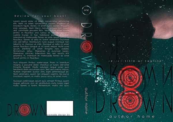 Suspense premade full print wrap available for purchase on Indie Designz