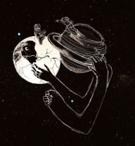 kiss me a galaxy