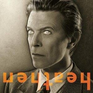 David Bowie - Heathen album art