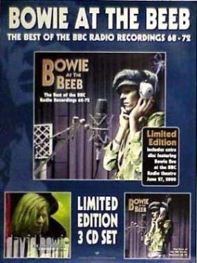 Bowie At The Beeb 'Best of the BBC Sessions' 3CD_Poster