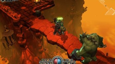 A Two-Handed Review of Torchlight from Runic Games