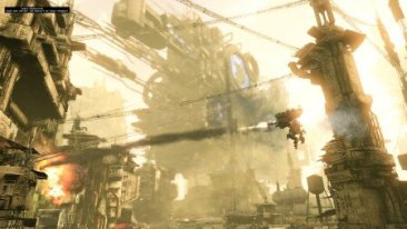 """A mind-blowing trailer from indie devs Adhesive Games for Mech combat FPS """"Hawken"""""""