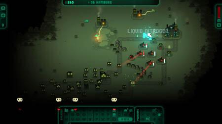 Revenge of The Titans - Screenshot 2