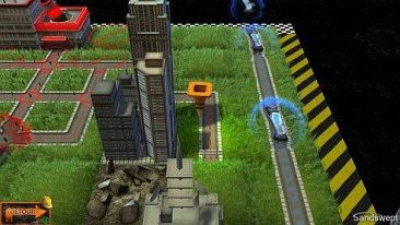 detour game screenshot one