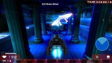 silas kart game - hi-tech screenshot