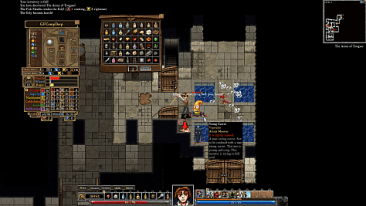 Dungeons of Dredmor screenshot - Vegan Warrior