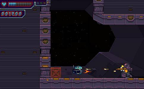 RobotRiot game - screenshot 2