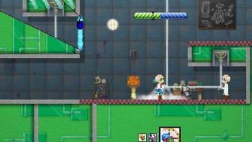 Gateways games - Laser screenshot