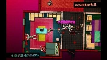 Hotline Miami screenshot 1