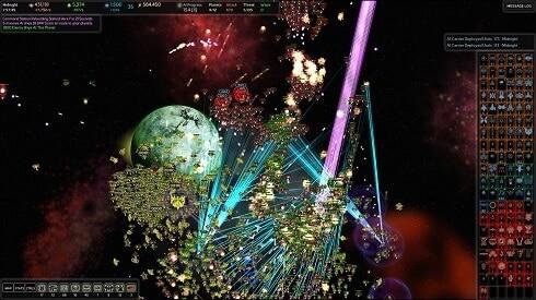 Vengeance of the Machine screenshot 1