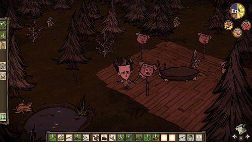 Don't Starve from Klei Entertainment - screenshot
