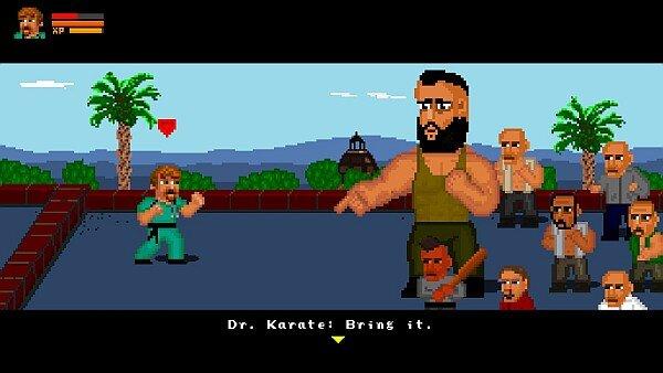 Fist Puncher, boss fight screenshots 2014-09-07_00003