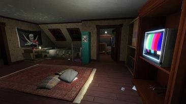 Gone Home game screenshot