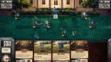 Ironclad Tactics game screenshot