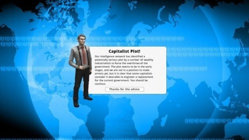 Democracy 3 game screenshot 9