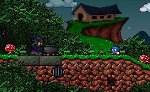 Spud's Quest 3