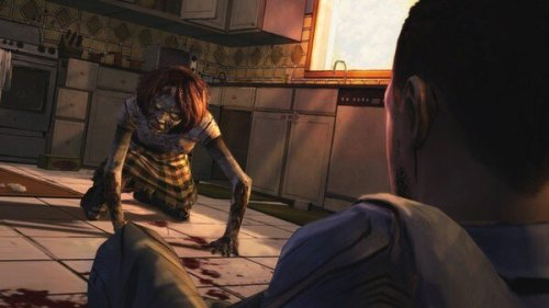 The Walking Dead - screenshot
