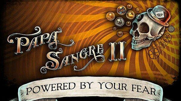 Papa Sangre II screenshot