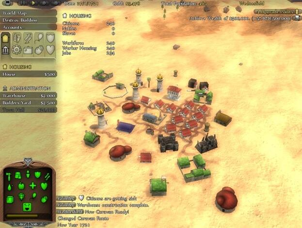 SimCity advisors would frown on this mess, but Spice Road is freewheeling.