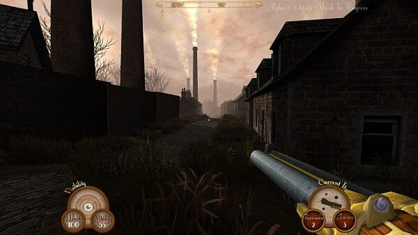 sir you are being hunted screenshot