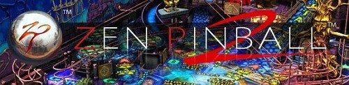 Zen Pinball 2 title