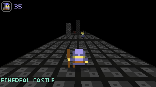Dungeon Highway screenshot - castle