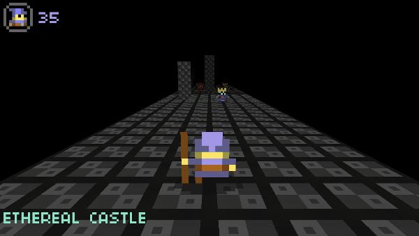 Dungeon Highway screenshot - castle