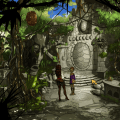 Captain Morgane - turtle cave