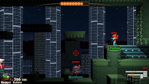 Humanity Asset screenshot - city