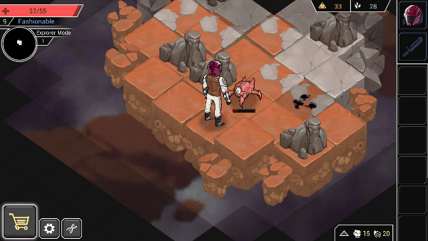 Review: Shattered Planet for iOS