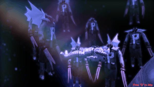 Hippocampal screenshot - aliens