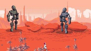 Stranded (robot golems)