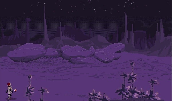 Stranded (nighttime scene)