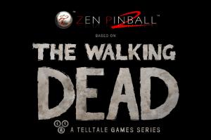 zen pinball 2 The Walking Dead table announcement