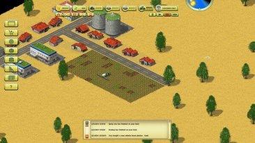 Farming World, spraying pesticide
