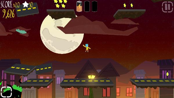 Boogey Boy screenshot - city