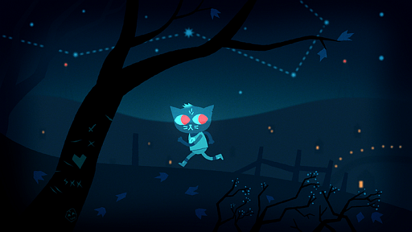 night in the woods screenshot