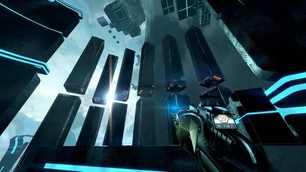 DeadCore screenshot - obelisks