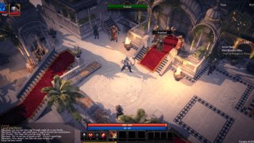 Review - Shadows: Heretic Kingdoms