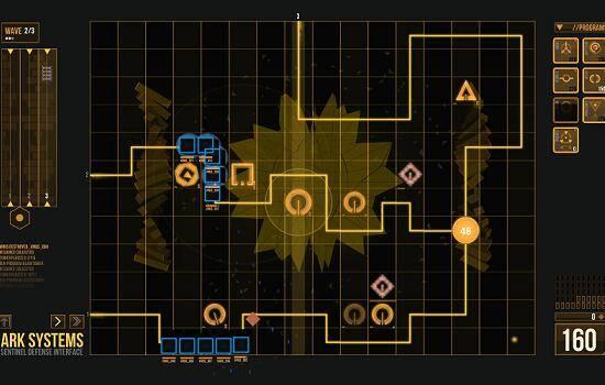 Sentinel game screenshot 2