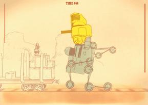 Gunman Clive screenshot - boss
