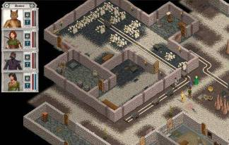Avernum 2 Crystal Souls screenshot 1
