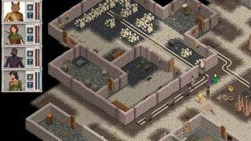 Avernum 2 Crystal Souls screenshot 1