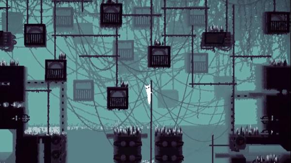 Rain World: screenshot courtesy of Steam