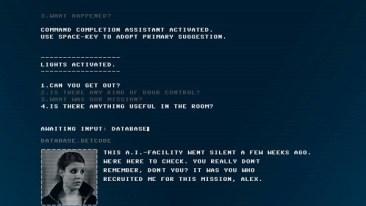 Code 7, gameplay screen