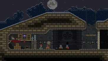A Pixel Story, the Chosen One
