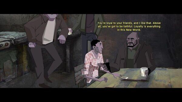 Dead Synchronicity screenshot 4 Hunter