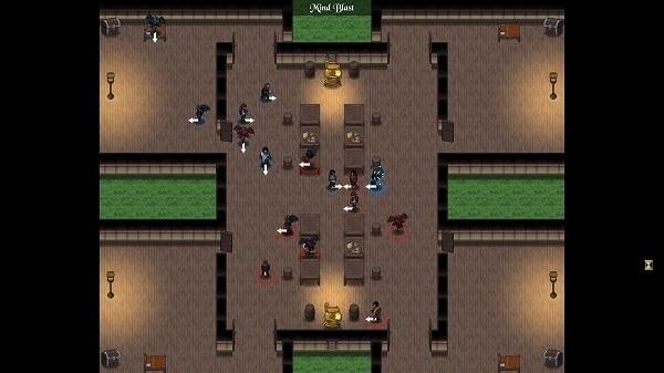 Telepath Tactics: local match in a tavern